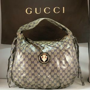 👑Large & Vintage👑RARE GUCCI Bag